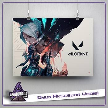 Mix2 : Valorant Poster