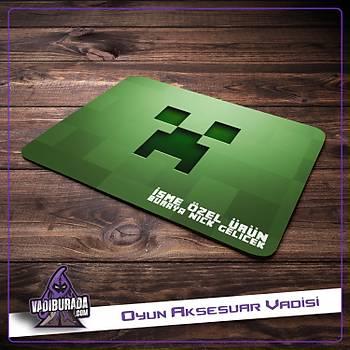 Ýsme Özel Minecraft: Mouse Pad M:2