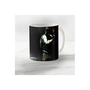 PUBG Temalý Model 3 Porselen Kupa Bardak