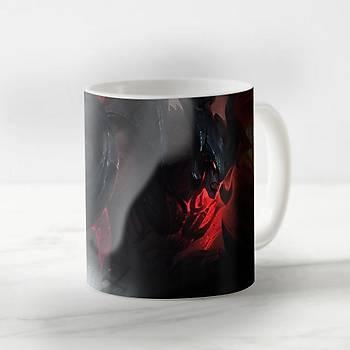 League Of Legends Aatrox Baskýlý Kupa Bardak