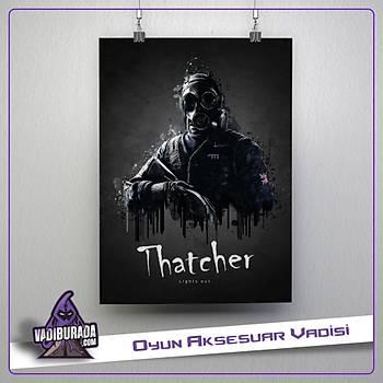 Rainbow Six Siege : Thatcher Poster