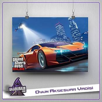 GTA 5: M7: Poster