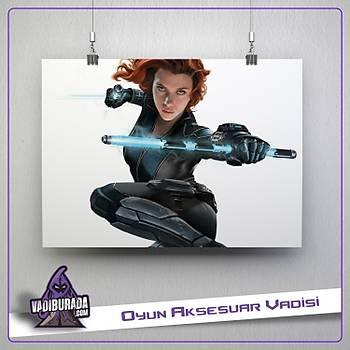 Black Widow 12: Poster