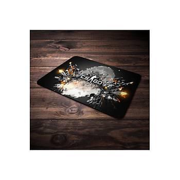 CS GO Oyuncu Mousepad Model 49 (GAMEPAD)