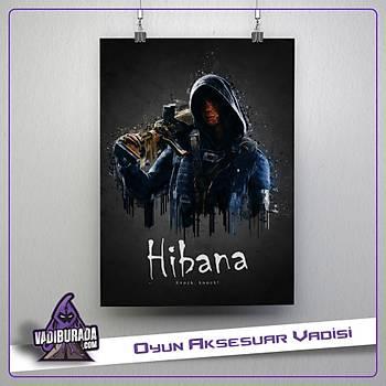 Rainbow Six Siege : Hibana Poster