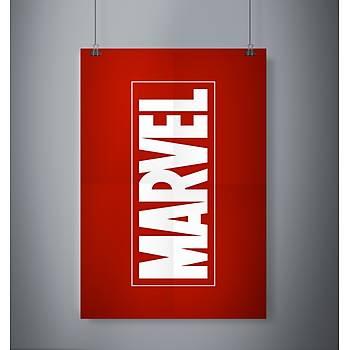 Marvel Logo: Poster