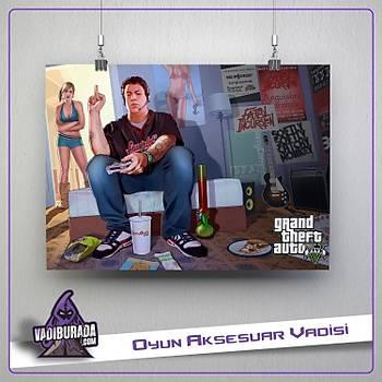 GTA 5: M3: Poster