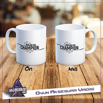 Apex Legends Champýon Logolu Kupa