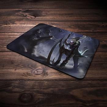 League Of Legends Diana Þampiyon Baskýlý Mousepad (BÜYÜK GAMEPAD)