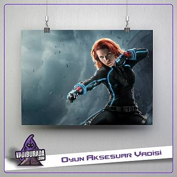 Black Widow 5: Poster