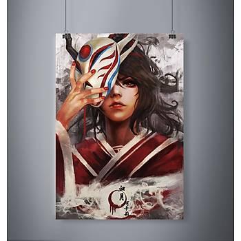 Akali: Poster
