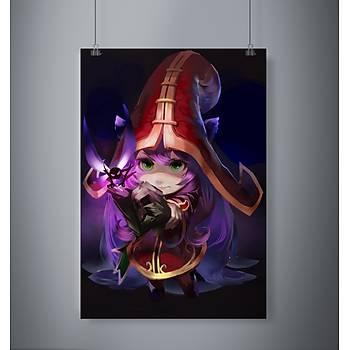 Lulu: Poster