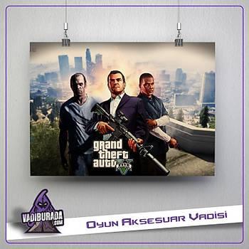 GTA 5: M16: Poster