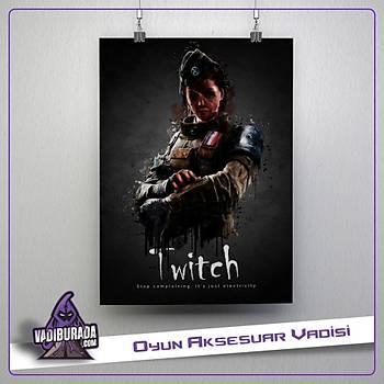Rainbow Six Siege : Twitch 2 Poster