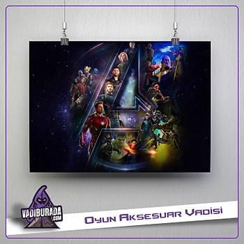 Avengers 21: Poster