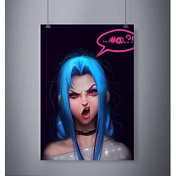 Jinx: Poster