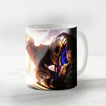 League Of Legends Garen Baskýlý Kupa Bardak