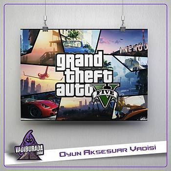 GTA 5: M8: Poster