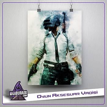 PUBG : Man Poster