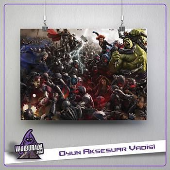 Avengers 2: Poster