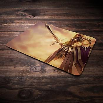 League Of Legens Leona Þampiyon Baskýlý Mousepad (BÜYÜK GAMEPAD)