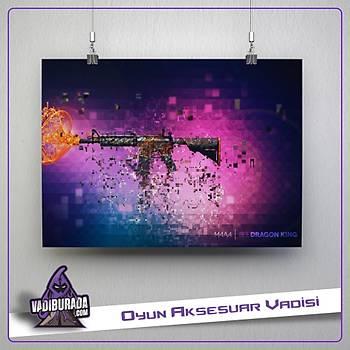 CSGO : Color Gun Poster
