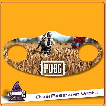 Yýkanabilir Yüz Koruyucu Gamer Maske Model 8 Pupg