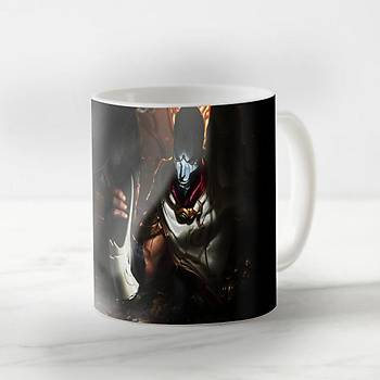 League Of Legends Jhin Baskýlý Kupa Bardak