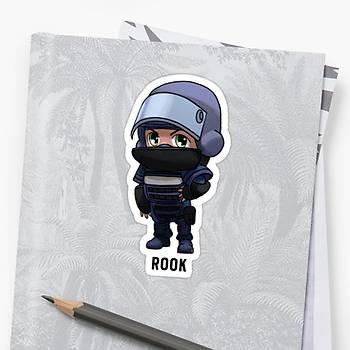 R6 : Rook Sticker (2 adet)