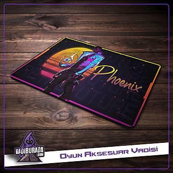 Valorant:Phoenix 3 Baskýlý Mouse Pad