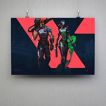 Valorant : 1 Poster