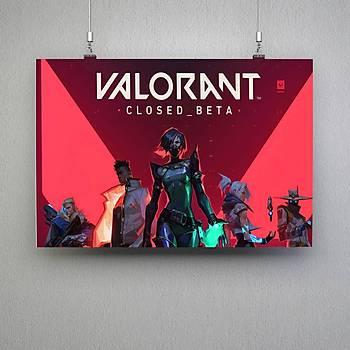 Valorant : 12 Poster