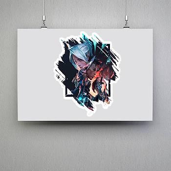 Valorant : 15 Poster