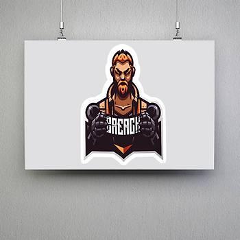 Valorant : BreachMini Poster