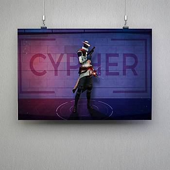 Valorant : Cypher 2 Poster