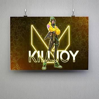 Valorant : Killjoy Poster