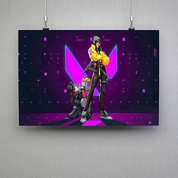 Valorant : Killjoy 8 Poster