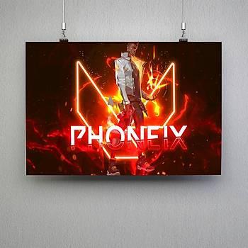 Valorant : Phoenix Poster