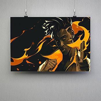 Valorant : Phoenix 1  Poster