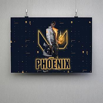 Valorant : Phoenix 2 Poster
