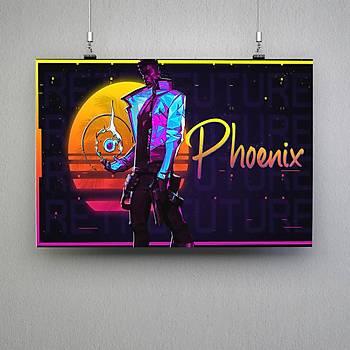 Valorant : Phoenix 3 Poster
