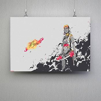 Valorant : Raze 2 Poster