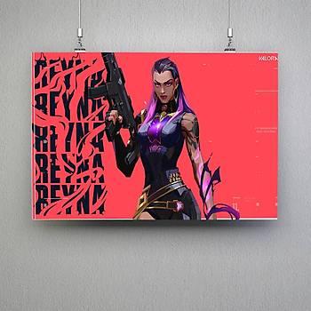 Valorant : Reyna 2 Poster