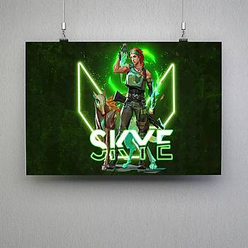 Valorant : Skye Poster