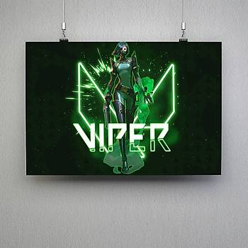 Valorant : Viper Poster