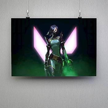 Valorant : Viper 2 Poster