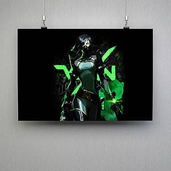 Valorant : Viper 4 Poster