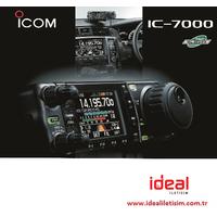 ICOM IC-7000 AMATÖR ARAÇ TELSÝZÝ