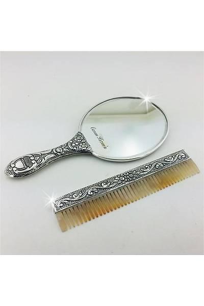 Gümüş Tarak ve Ayna