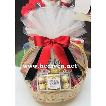 X 3 Sepet Sepet Çikolata 31181